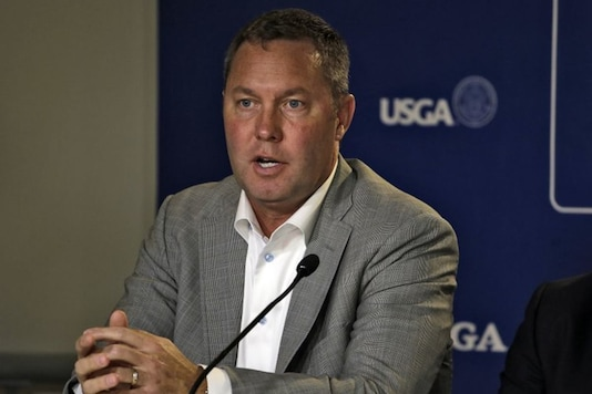 Whan Makes Surprise Decision To Leave As LPGA Commissioner (Photo Credit: AP)