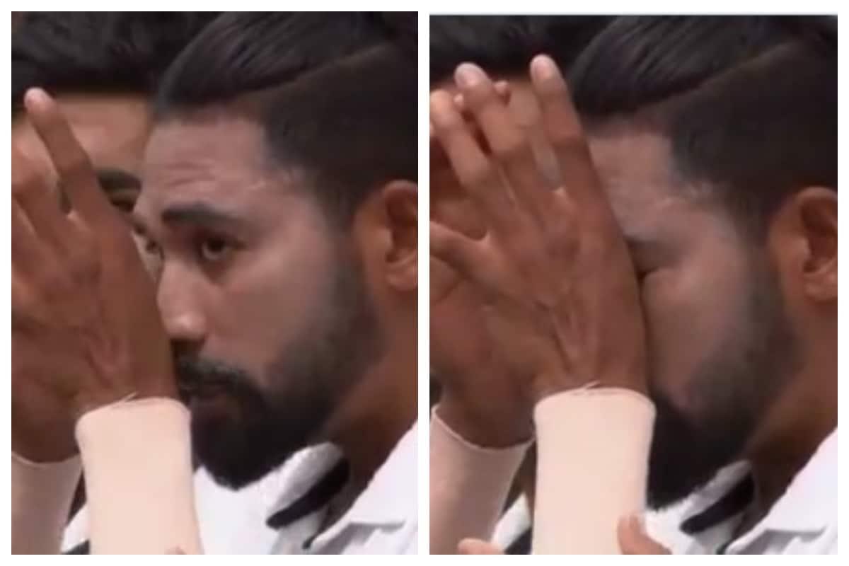 India vs Australia: Mohammed Siraj Reveals Reason Behind Tears During National Anthem
