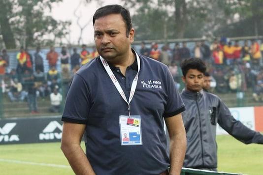 Sunando Dhar (Photo Credit: AIFF)