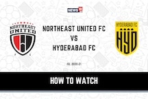 ISL 2020-21: How to Watch NorthEast United FC vs Hyderabad FC Today's Match on Hotstar, JioTV Online