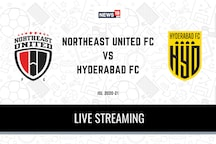 ISL 2020-21: NorthEast United FC vs Hyderabad FC Live Streaming: When and Where to Watch NEUFC vs HFC Telecast, Team News