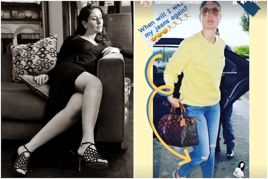 Kareena Kapoor Khan is Missing Her Pre-pregnancy Days: 'When will I Wear My Jeans Again?'
