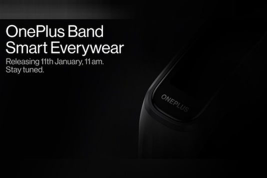OnePlus Band launch.
