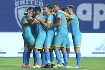 ISL 2020-21: Liston Colaco Doubles Helps Hyderabad FC Beat NorthEast United FC, In Pics