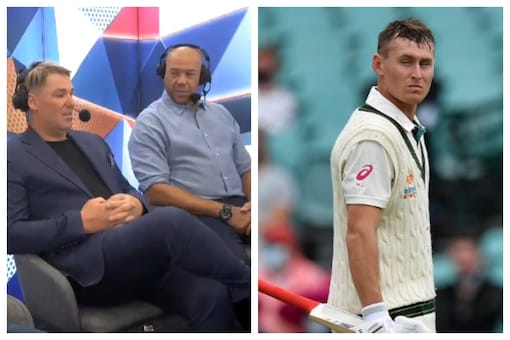 Shayne Warne, Andrew Symonds' Expletive-Ridden Rant on Marnus Labhuscghane Caught on Air; Broadcaster Forced to Apologise