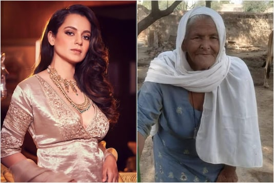 Complaint Filed Against Kangana Ranaut by Mahinder Kaur for Misidentifying Her as 'Shaheen Bagh Dadi'