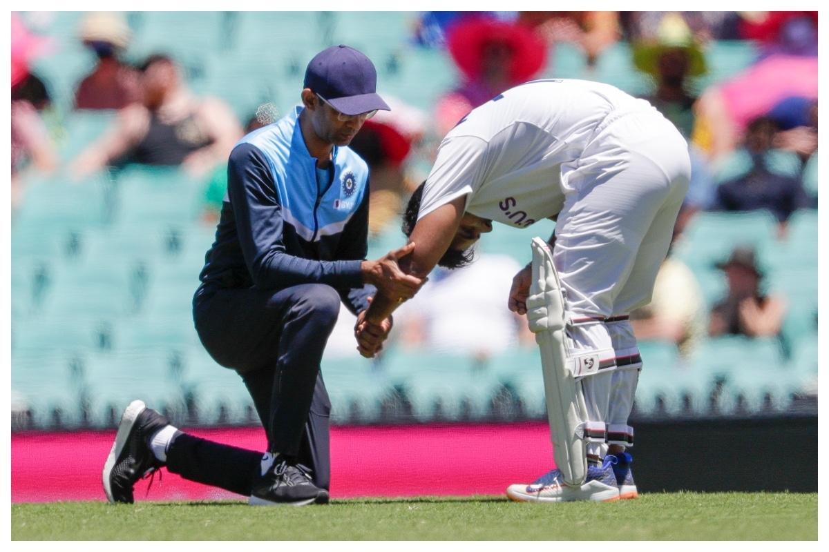 India vs Australia: After Rishabh Pant, Ravindra Jadeja Taken for Scans After Getting Hit on Left Thumb While Batting
