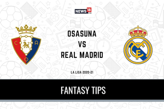 La Liga: Osasuna vs Real Madrid