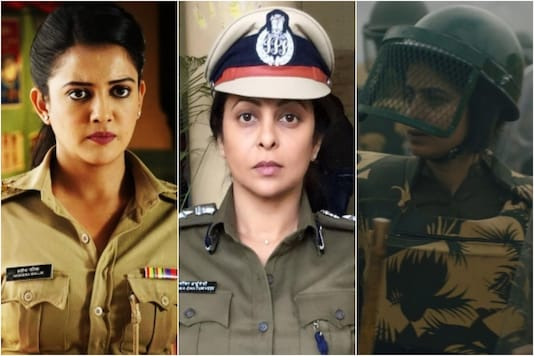 Women Cops Get Real: Actresses Who have Got Going with Action in Uniform on small screen