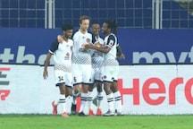 ISL 2020-21: SC East Bengal Register Huge 1-0 Win over Bengaluru FC, In Pics