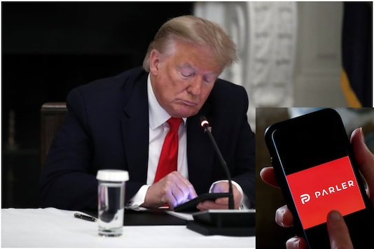 File photo: Donald Trump is looking for a new online megaphone after being permanently banned from Twitter | Image credit: Reuters/Reuters