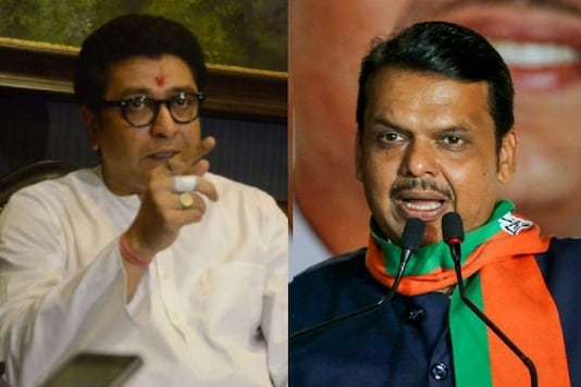 The security cover  former Chief Minister Devendra Fadnavis and MNS leader Raj Thackeray has been reduced by the Maharashtra government.