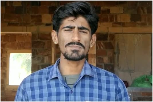 Raju Jangid dropped out of school and became a  carpenter, only to find his career as a digital content creator | Image credit: IANS