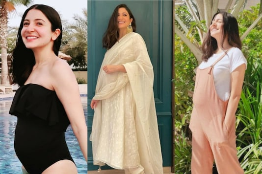 Decoding Anushka Sharma's Maternity Style as She Welcomes a Baby Girl With Virat Kohli
