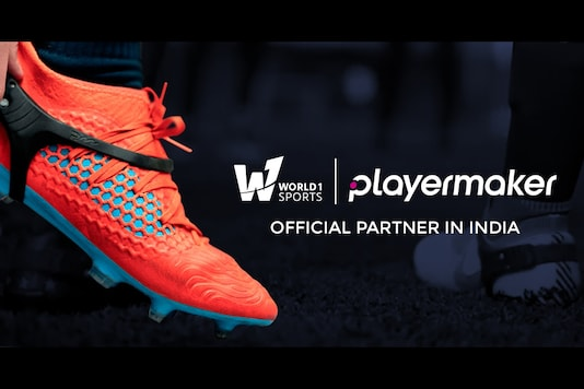 World1 Spots are bringing in Playermaker's latest sports technology to India.