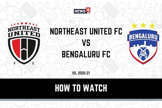 ISL 2020-21: How to Watch NorthEast United FC vs Bengaluru FC Match on Hotstar, JioTV Online