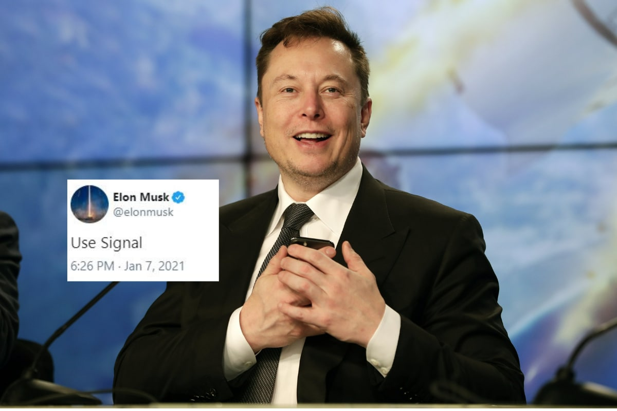 Use Signal': How Elon Musk's Tweet Confused Investors to Pour Their Money  into Wrong Company