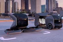 General Motors Unveils Electric Cadillac VTOL Drone, Single Passenger Fully Autonomous Flying Car