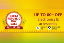Amazon Great Republic Day Sale to Start on January 20: Deals on iPhone 12 mini, Redmi Note 9 and More