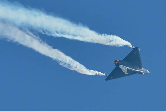 A Tejas aircraft | PTI File Photo)