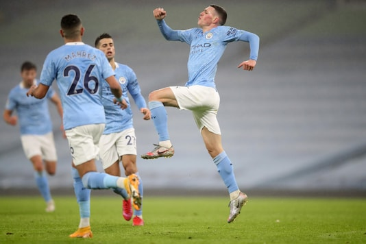 Manchester City's Phil Foden (Photo Credit: Twitter)