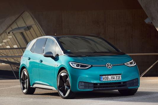 Volkswagen ID.3. (Image source: VW)