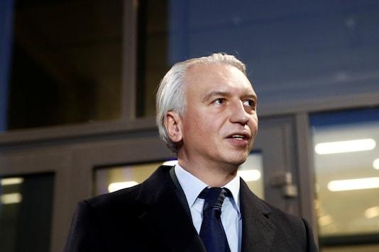 Alexander Dyukov (Photo Credit: Reuters)