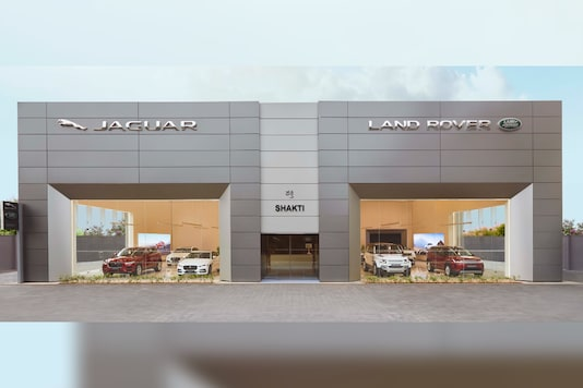 JLR Bangalore. (Image source: JLR)