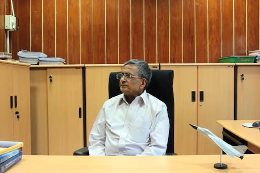 Kota Harinarayana, the father of the LCA project. (Image credit: YouTube/LCA Tejas)