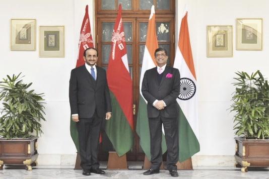 The Omani delegation was led by H.E. Sheikh Khalifa bin Ali al-Harthy, Undersecretary for Diplomatic Affairs, Foreign Ministry.