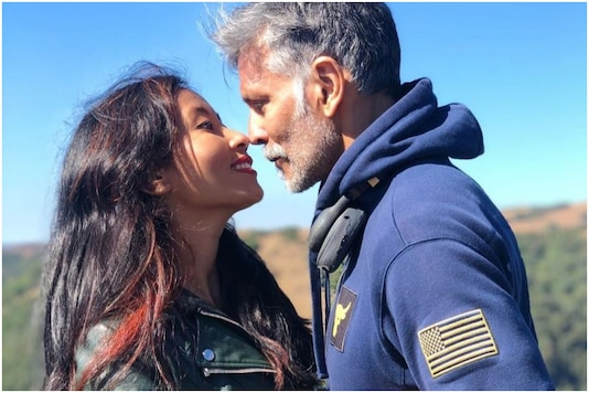 Milind Soman is Asked if Chances of Staying Loyal is Stronger with Younger Partner, Here's His Reply