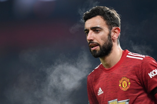 Bruno Fernandes (Photo Credit: Reuters)