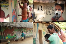 Village of Dreams: How Members of Lodha Tribe in West Bengal Transformed Their Hamlet with Art