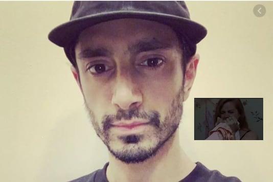 Riz Ahmed reveals he got married in 2020.