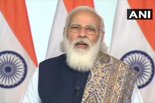 PM Modi inaugurates vaccination programme