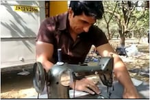 Sonu Sood Opens up 'Tailor Shop', Shares Video of Him Stitching Pants