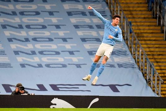 Manchester City's John Stones (Photo Credit: Twitter)