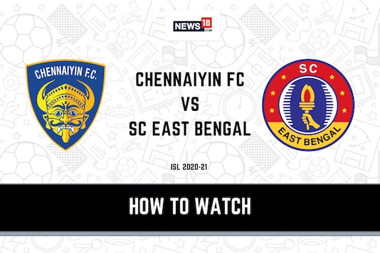 ISL 2020-21: Chennaiyin FC vs SC East Bengal