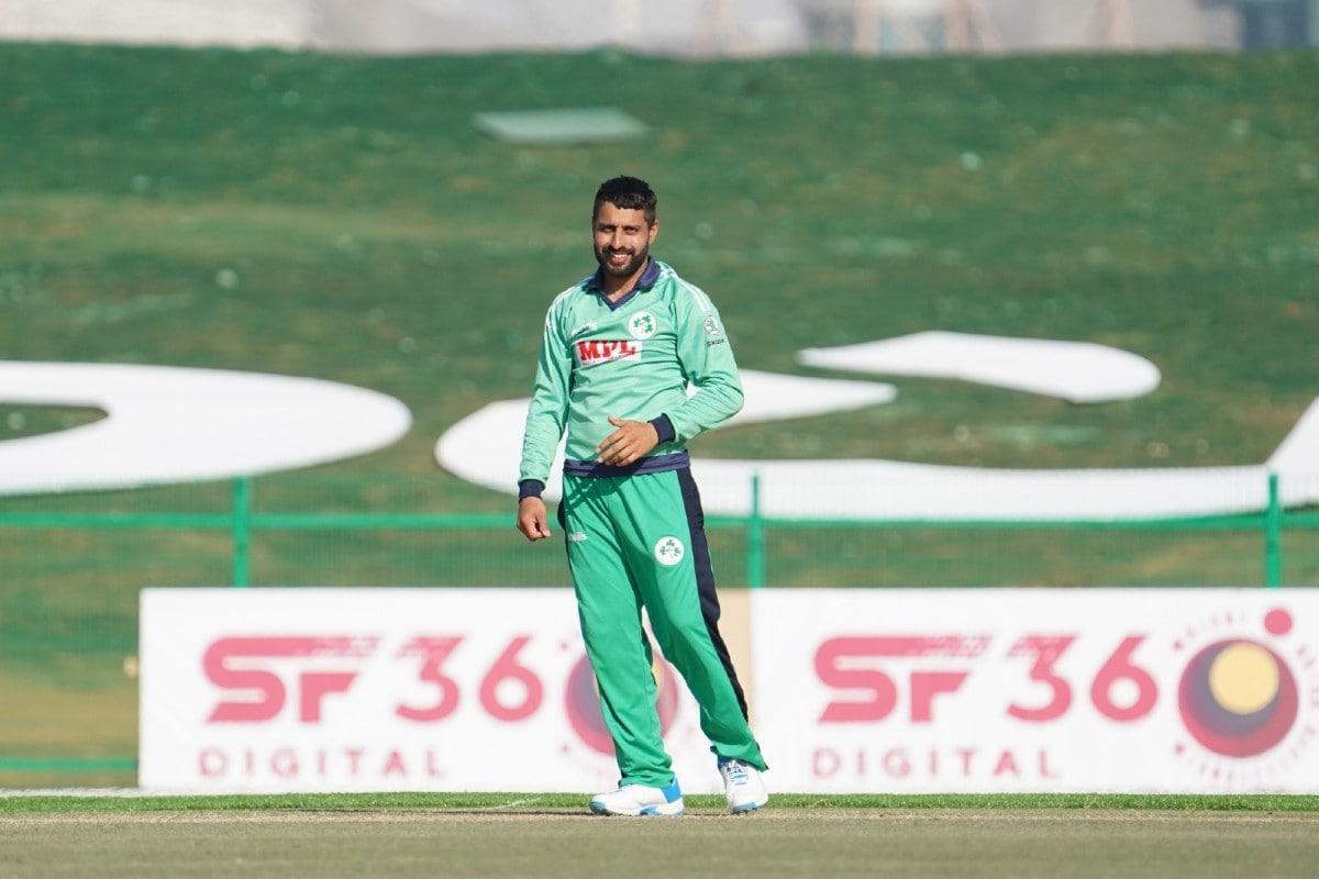 Simi Singh Stars as Ireland Crush UAE to Square ODI Series