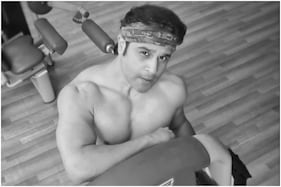 Krushna Abhishek Shares Bare-chested Post Workout Pic Not to Show off But...