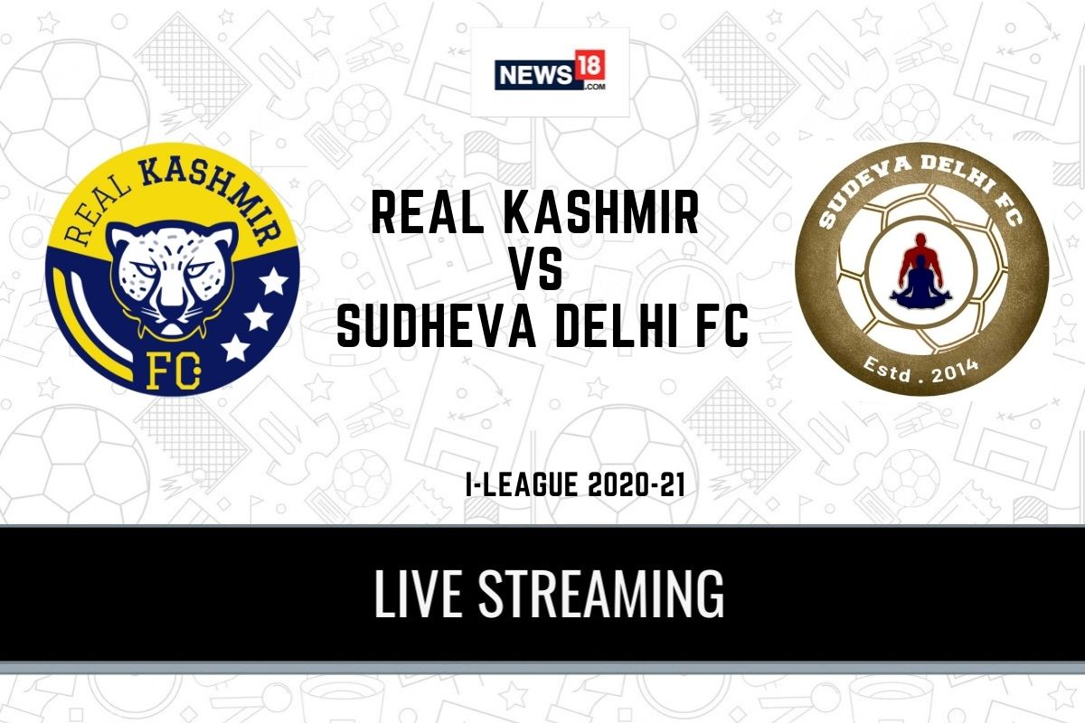 I-League 2020-21: Real Kashmir FC vs Sudeva Delhi FC Schedule and Match Timings: When and Where to Watch RKFC vs SDFC Telecast, Team News