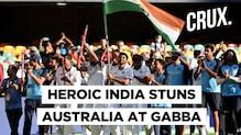 India vs Australia | India Creates History by Winning Gabba Test to Clinch Border-Gavaskar Trophy