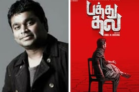 AR Rahman Shares First Look Poster of Pathu Thala