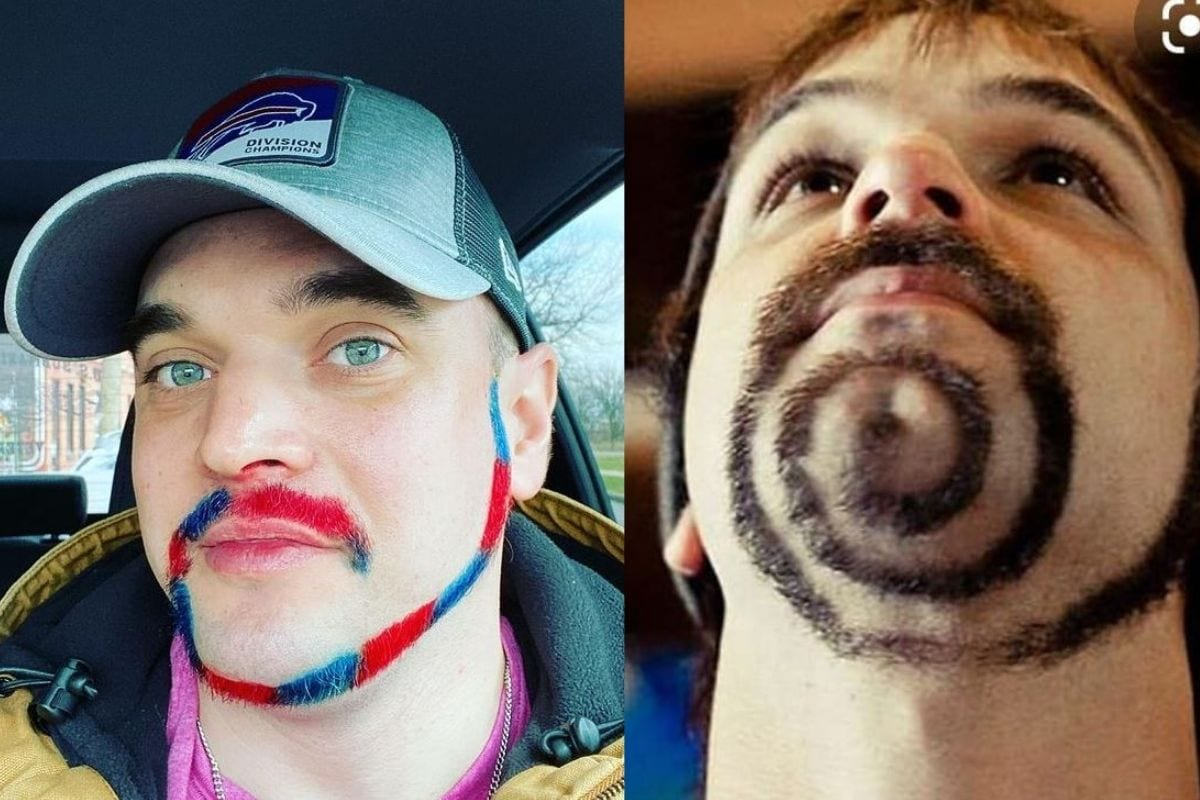 Bizarre 'Monkey Tail Beard' Challenge Has Men Showing off Their Facial Hair in Viral Trend