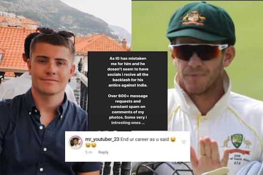Image credit: Tim Payne from UK (timpayne_)   Tim Paine, the Australian Test skipper (File image).