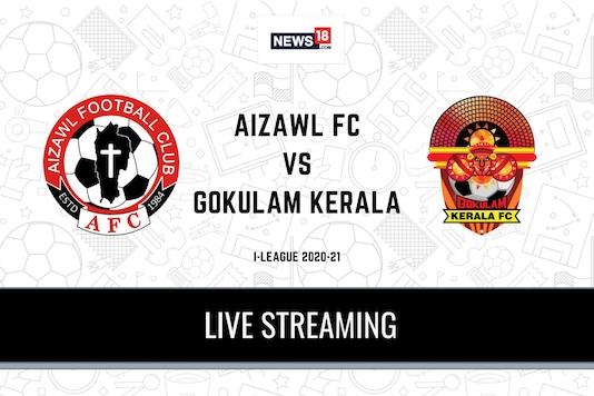 I-League 2020-21: Aizawl FC vs Gokulam Kerala