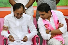 KTR Set to Replace Father KCR as Telangana CM Next Month as Minister All But Confirms Change in Guard
