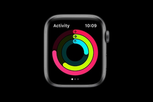 Apple Watch Activity Ring