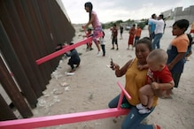 Pink Seesaws Win Design of the Year 2020. This is How They Bridged Communities at US-Mexico Border