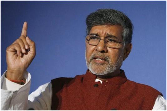 Kailash Satyarthi | Image credit: Reuters